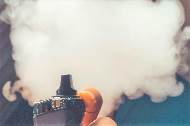 sigaretta elettronica usata