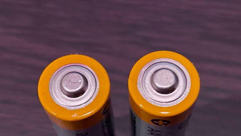 batterie che non funzionano