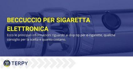 beccuccio sigaretta elettronica
