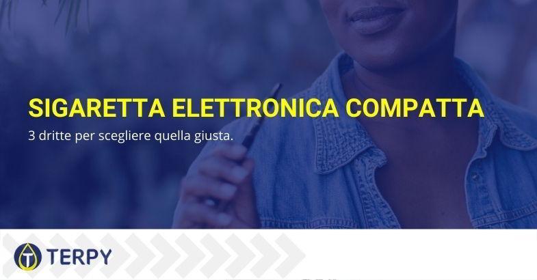 Sigaretta elettronica compatta