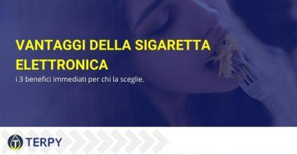 vantaggi della sigaretta elettronica